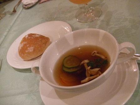 エスカルゴスープ.JPG